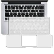 """Insten® Keyboard Full Skin Shield For 13.3"""" Apple MacBook Pro, Clear"""