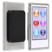 Insten TPU Rubber iPod Case for Apple iPod Nano 7th Gen, Clear