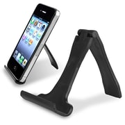 Insten® Universal Mini Stand Holder For Cell Phones, Black (COTHXXXUPH23)