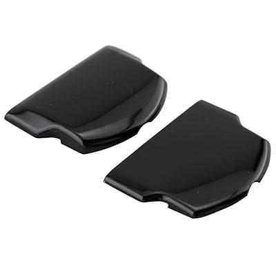Insten® GSONPSPXBD03 Battery Door Set For Sony PSP 2000/PSP 3000, Black