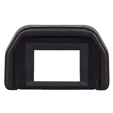 Insten® 18 mm Eyecup For Canon 400D, Black (BCANEYECUP01)