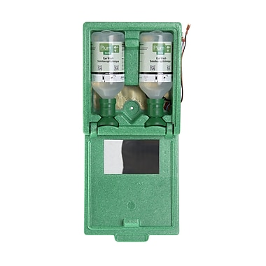 Plum Small Heated Eyewash Station