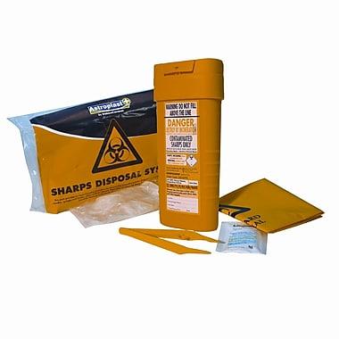 Astroplast – Recharge pour trousse de disposition des objets tranchants