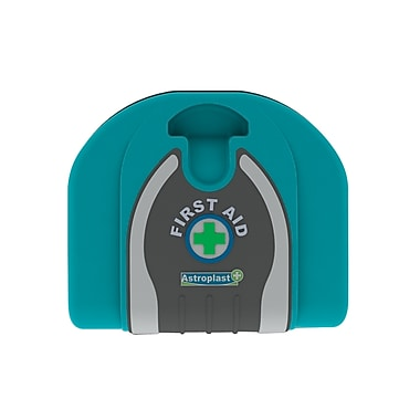 Astroplast First Aid Kit in Soft Travel Pouch, Small, Aqua
