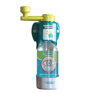 Astroplast Single Emergency Eyewash Station