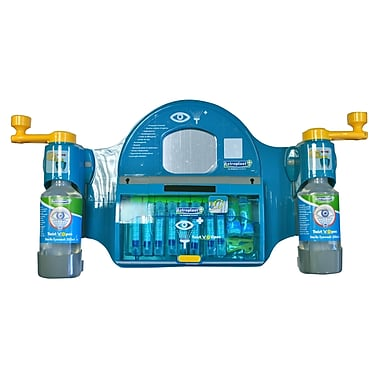 Astroplast – Grande station de bains oculaires d'urgence
