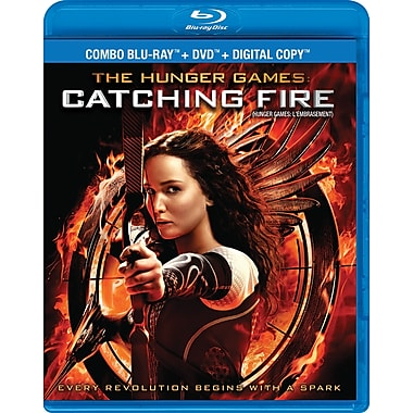Hunger Games: Catching Fire (Blu-ray/DVD)