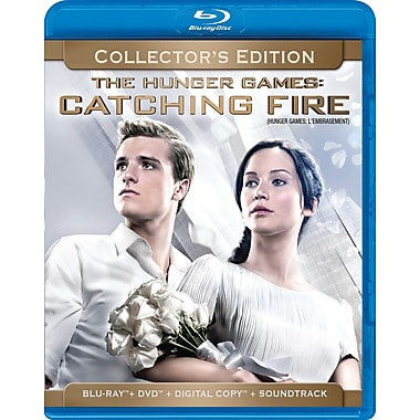 Hunger Games: Catching Fire Collector's Edition (Blu-ray/DVD)