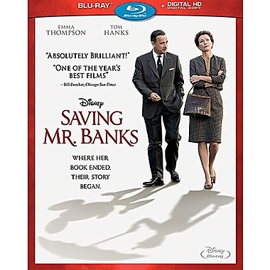 Saving Mr. Banks (Blu-ray)