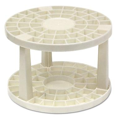 Chenille Kraft® Creativity Street® Plastic Brush Caddy, White
