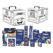 Dixon DIX43105 Ticonderoga Prang White Supply Art Kit