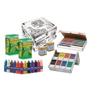Dixon DIX43106 Ticonderoga Prang White Teacher Supply Kit