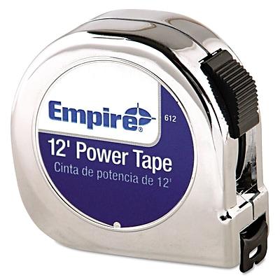 Empire® Power Tape Measure, 5/8