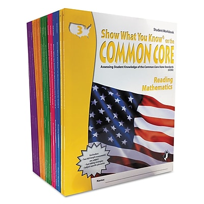 Lorenz Educational Press SWYK Common Core Assessment Reference Kit, Grade 3 - 8
