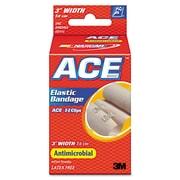 "ACE™ Elastic Bandage With E-Z Clips, 3"" x 1.8 yds."