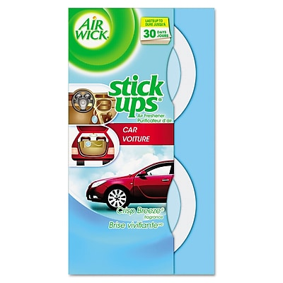 Air Wick® Stick-Ups® Air Freshener, Crisp Breeze, 2.1 oz.