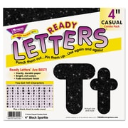 """Trend Enterprises® Ready Letters® 4"""" Casual Uppercase/Lowercase Combo Packs"""