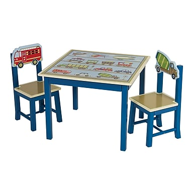 Moving all Around Table & Chair