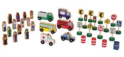 Guidecraft® Community & Roadway Essentials