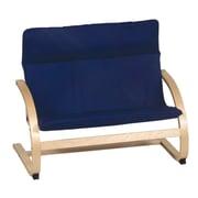 Kiddie Rocker Couch, Blue