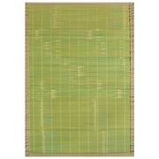 "Anji Mountain Key West Rug Bamboo 2"" x 3"" Green (AMB0070-0023)"