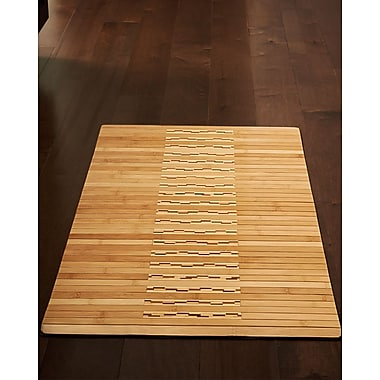 Anji Mountain Kitchen & Bath Mat Bamboo 20