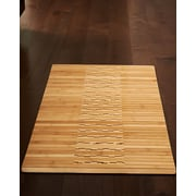"Anji Mountain Kitchen & Bath Mat Bamboo 20"" x 32"" Mat"