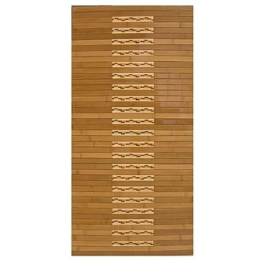 Anji Mountain Kitchen & Bath Mat Bamboo 20