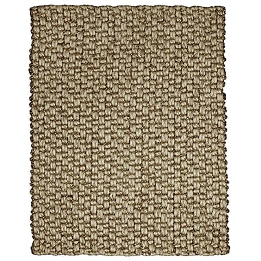 Donny Osmond Home Mumbai Wool & Jute Rug 4'x6'