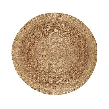 Anji Mountain Natural Area Rug Jute 8