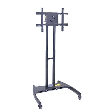 Luxor Adjustable LCD TV Stand and Mount, Black, (FP2000)