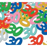 Silhouettes Fanci-Fetti « 30 », 5/paquet