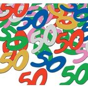 Silhouettes Fanci-Fetti « 50 », 5/paquet