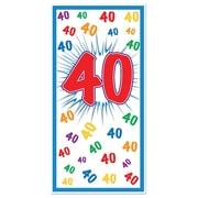 """""""40"""" Door Cover, 30"""" x 5', 3/Pack"""