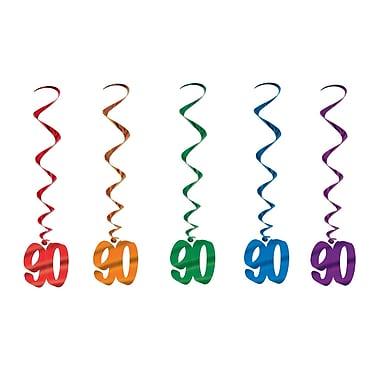 Tourbillons « 90 », 3 pi, 15/paquet