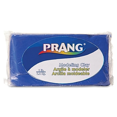 Prang® Fun Modeling Clay, 1 LB, Blue