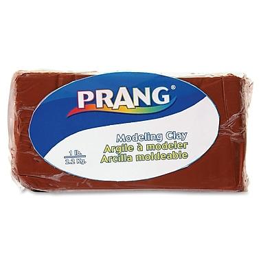 Prang® - Pâte à modeler amusante, 1 lb, brun
