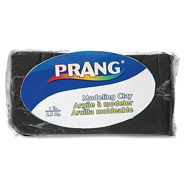 Prang® Fun Modeling Clay, 1 LB, Black