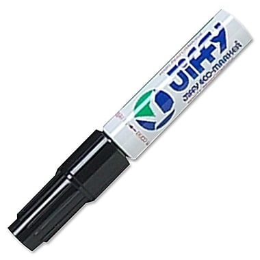 Jiffco® Permanent Eco-Marker, Medium Chisel Tip