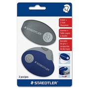 Staedlter® Case Covered Eraser with Case Covered Sharpener