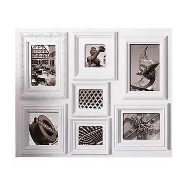 Nexxt Fuse Series 7 Frame Multi-Profile Collage Frame, 18