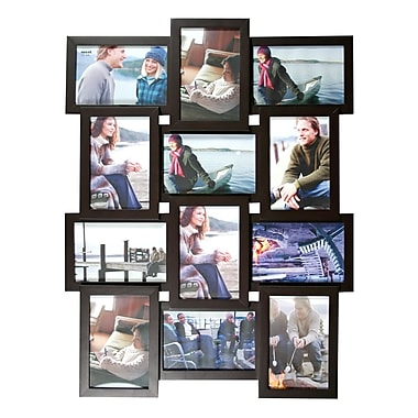 Nexxt Array Collage Wall Frame, 12-Openings, 12 - 4