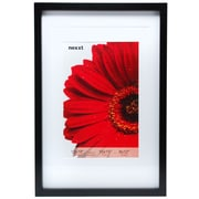 "Nexxt PN00244-0FF Wood 13.2"" x 19.6"" Picture Frame, Black"