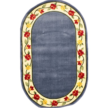 Anglo Oriental Eternal Oval Area Rug, 5'0