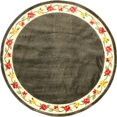 Anglo Oriental Eternal Round Area Rug, 6'0
