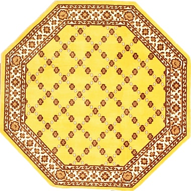 Anglo Oriental Epic Octagon Area Rug, 6'0
