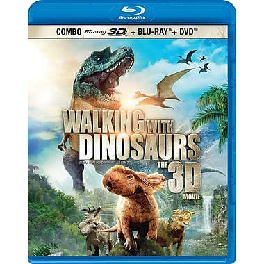 Walking With Dinosaurs (3D Blu-ray/Blu-ray/DVD)