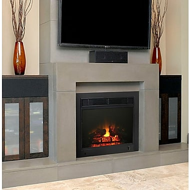fireplace boston home products fireplaces decor stone cheap electric ocean