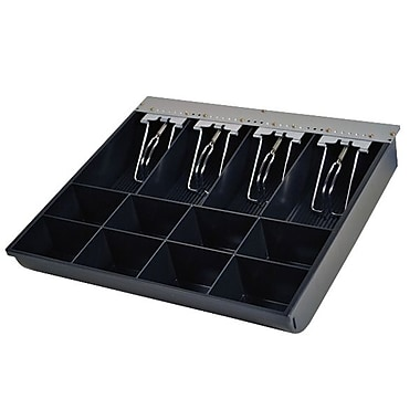 M-S Cash Drawer 1051-8 Money Tray, 8 Coin/4 Bills