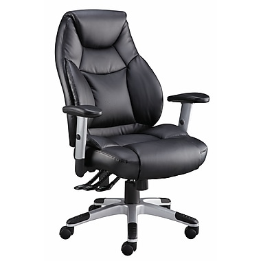 Staples Bilford Manageru0027s Chair, Black